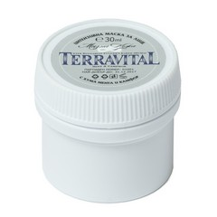 TERRAVITAL маска за лице за мазна кожа - 30мл