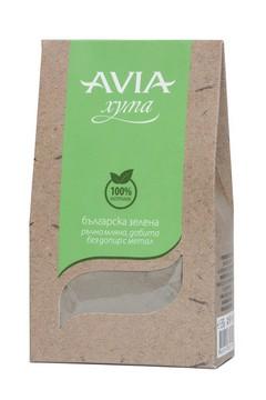 AVIA българска зелена хума на прах - 250гр