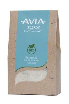 AVIA българска сиво-зелена хума на буци - 250гр