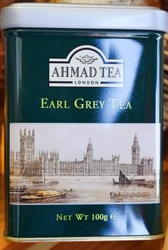 EARL GRAY TEA (насипен) - 100гр