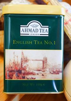 ENGLISH TEA №1 (насипен) - 100гр