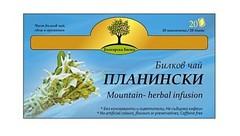 ПЛАНИНСКИ БИЛКОВ ЧАЙ - 20 филтърни пакетчета