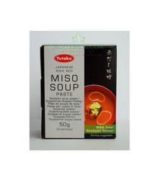 Мисо супа, червена - 50гр (3 сашета)