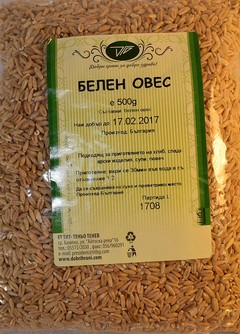 БЕЛЕН ОВЕС - 500гр