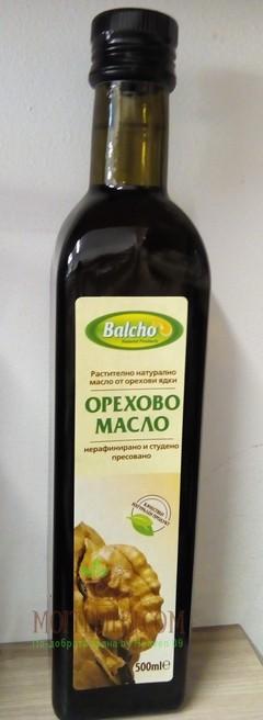 Орехово масло - 500мл