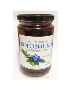 КОНФИТЮР ОТ БОРОВИНКИ /без захар + фибри/ - 340гр