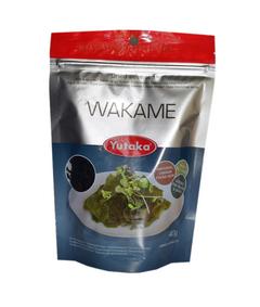Уакаме - сухи водорасли 40гр