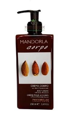 HARBOR хидратиращо мляко за тяло MANDORLA с бадемово масло - 250мл